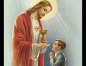 Gesù eucarestia
