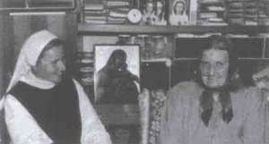 Suor Emmanuel e Maria Simma