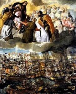 Battaglia di Lepanto 7 ottobre 1571