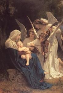 Canzone_Degli_Angeli_William-Adolphe_Bouguereau