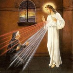 Suor Faustina Kowalska e Gesu
