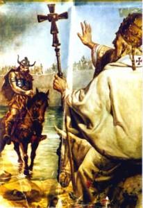 Attila e San Leone Papa