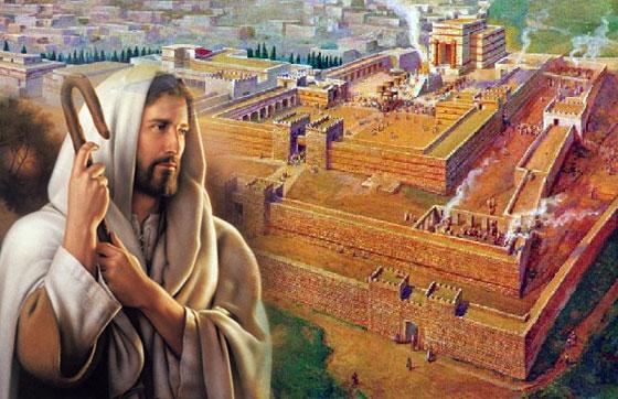 Gesù e il tempio di Gerusalemme