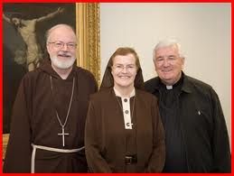 Sr. Briege McKenna, O.S.C. and Fr. Kevin Scallon