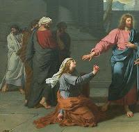 Cristo-e-la-cananea_Drouais