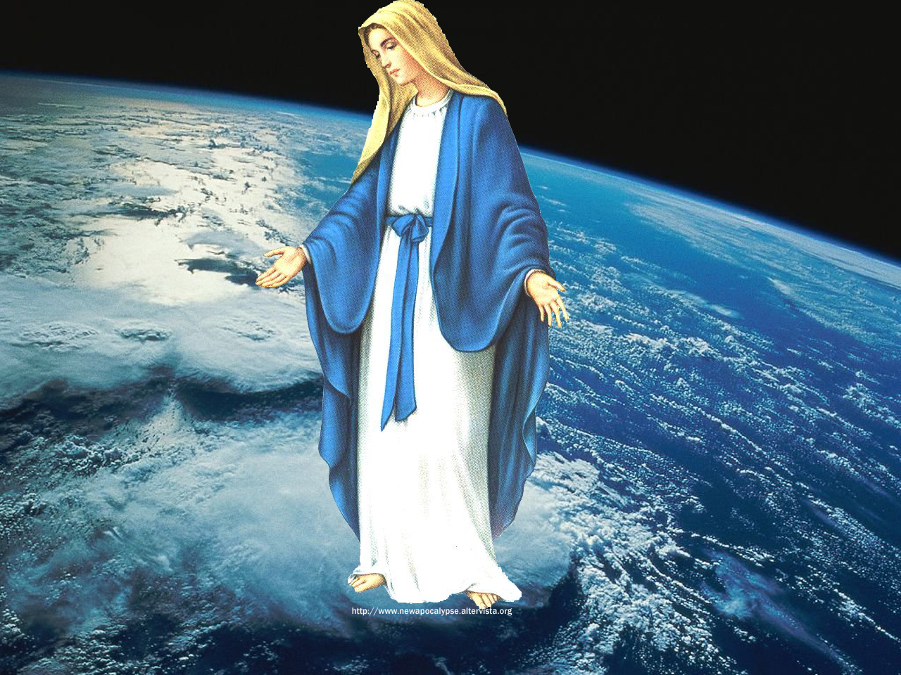 earth_2_Wallpaper_fondo_schermo_Maria_Vergine_santissima_immacolata_Mary_immaculate_conception_1280