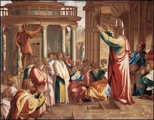 predicazione di paolo