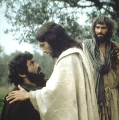 Pietro e il suo Maestro Gesù