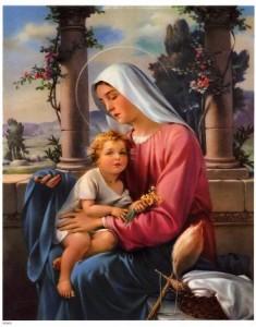 prendici fra le Tue braccia come prendesti il bambino Gesù