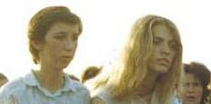 Marija Pavlovic e Mirjana Dragicevic il 29 Giugno 1981
