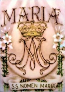 SS nome di Maria