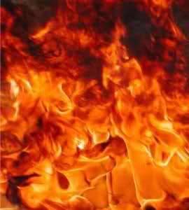 fuoco dell'inferno