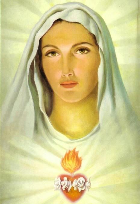 Madonna del S. Cuore per le anime sacerdotali