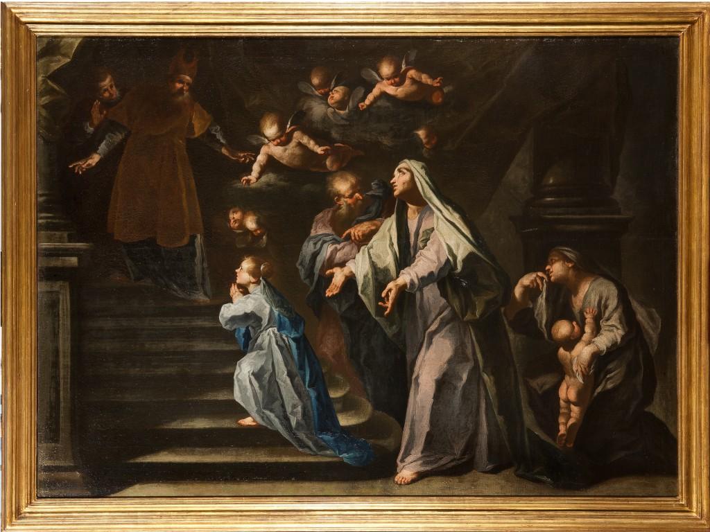 maria bambina al tempio1