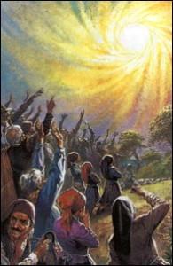 miracolo del sole