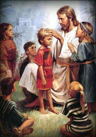 bambini benedizione
