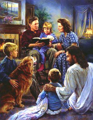 preghiera in famiglia