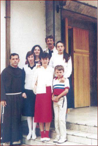 padre Jozo e i veggenti