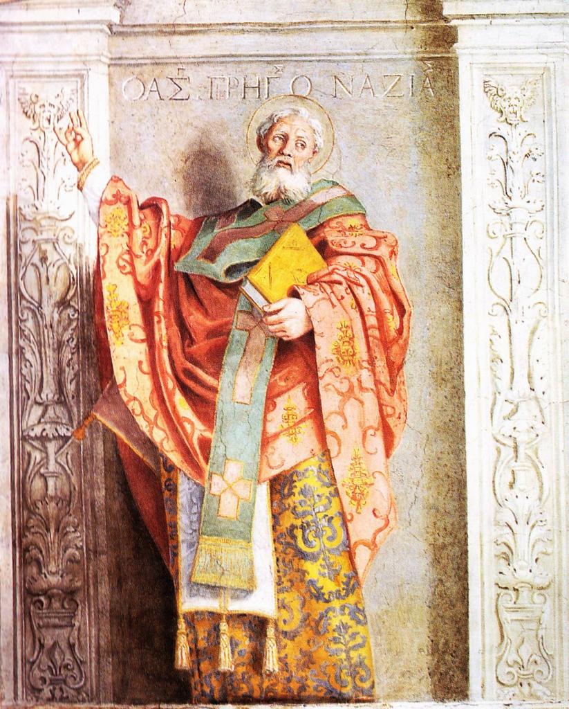 San Gregorio Nazianzeno1