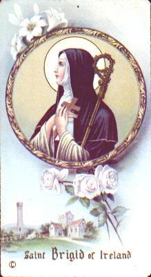 Santa Brigida di Kildare