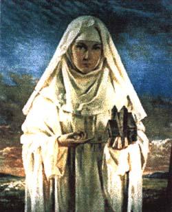 Santa Brigida di Kildare4