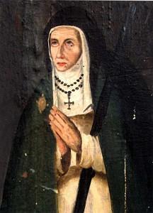 Sor Mariana de Jesús Torres 02, cuadro de época