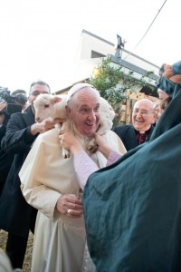 Pope Francis visits Rome