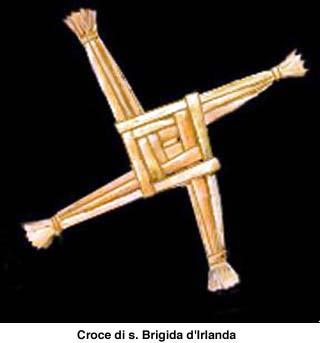 croce di santa brigida kildare