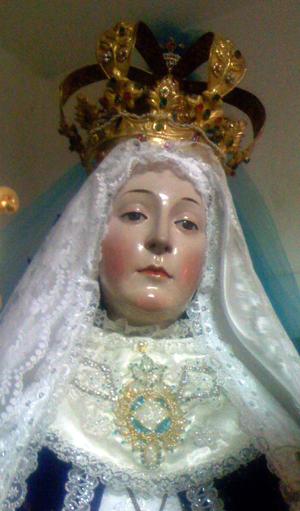 la Vergine di Madre Mariana