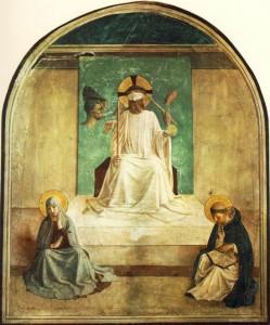 Beato Angelico- Cristo deriso