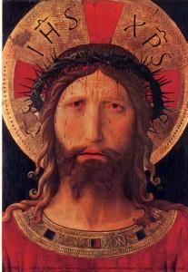 Beato Angelico- Cristo in Santa Maria del Soccorso