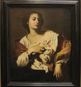 Francesco Guarino, Sant'Agata, Museo di Capodimonte
