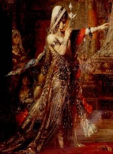 La danza di Salomè