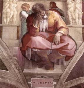 geremia profeta