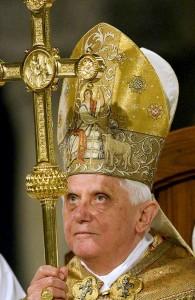 Pope Benedict, XVI