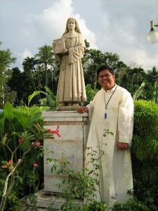 3 statua di suor Maria Josefa