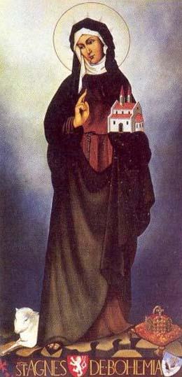 S. Agnese di Boemia