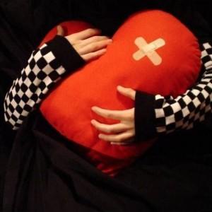 cuore ferito