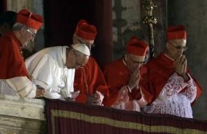 papa francesco elezione.1