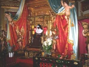 santa caterina da Bologna1