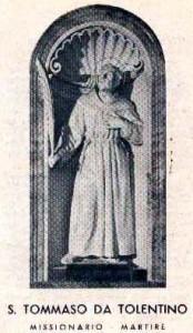 B. Tommaso di Tolentino
