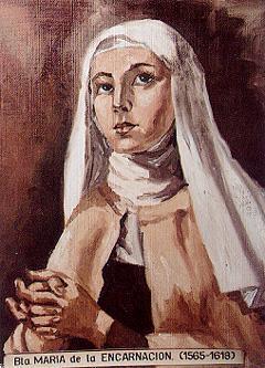 Beata Maria dell'Incarnazione