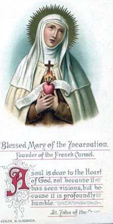 Beata Maria dell'Incarnazione3