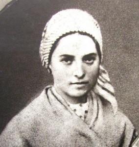Santa Bernadette,