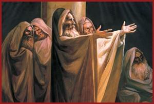 farisei sinedrio