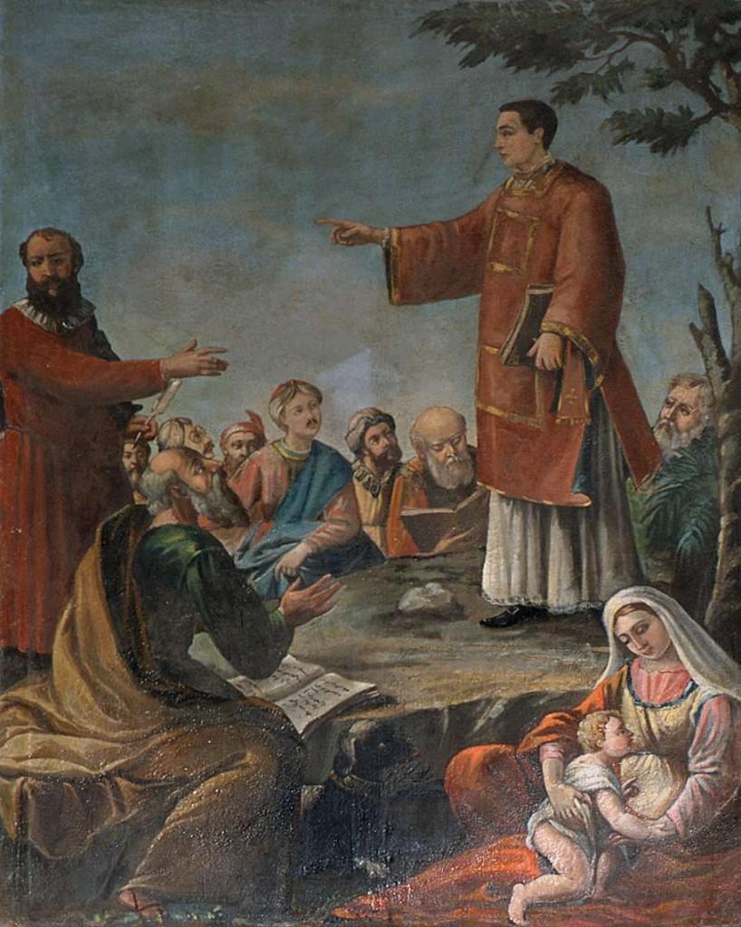 stefano predicazione