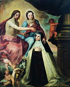 24 santa Maria maddalena de Pazzi