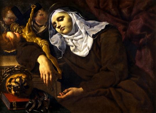25 maria maddalena de Pazzi
