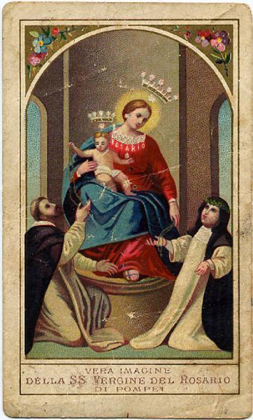 3madonna del rosario di pompei