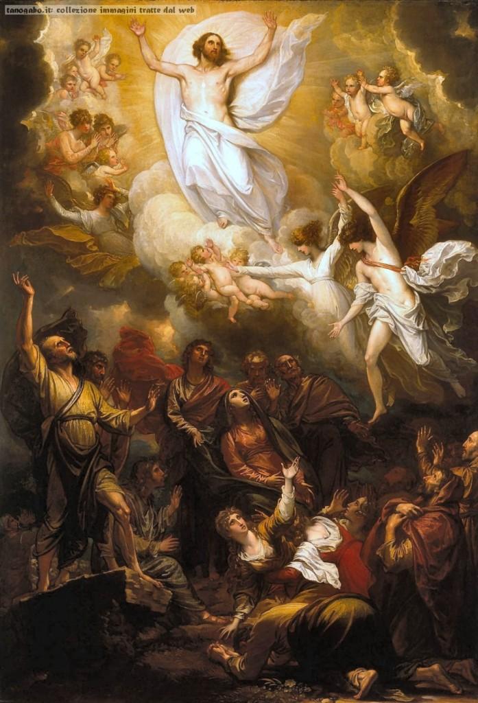 Ascensione-1801-Benjamin-West-